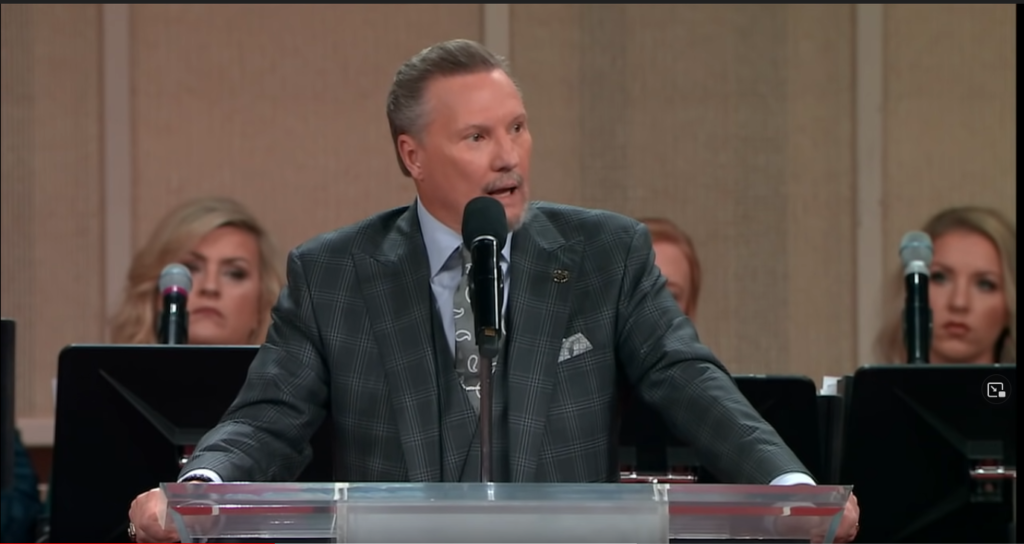 Donnie Swaggart Biography